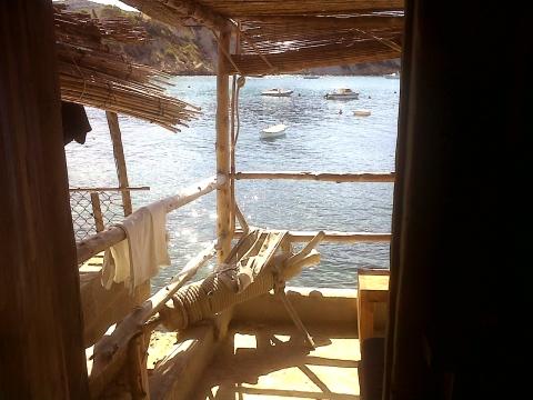 La barraca de Ibiza...